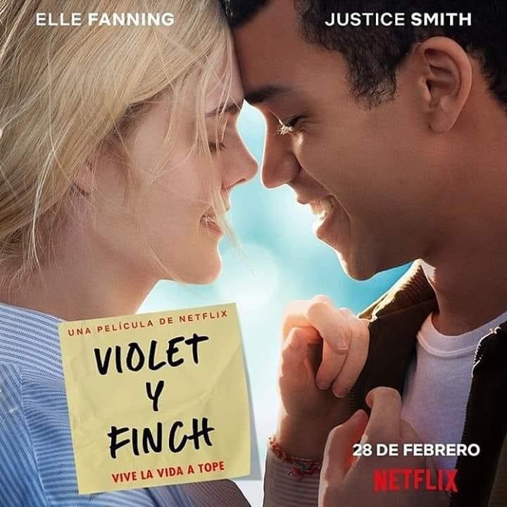 Violet y Finch, Jennifer Niven 15510