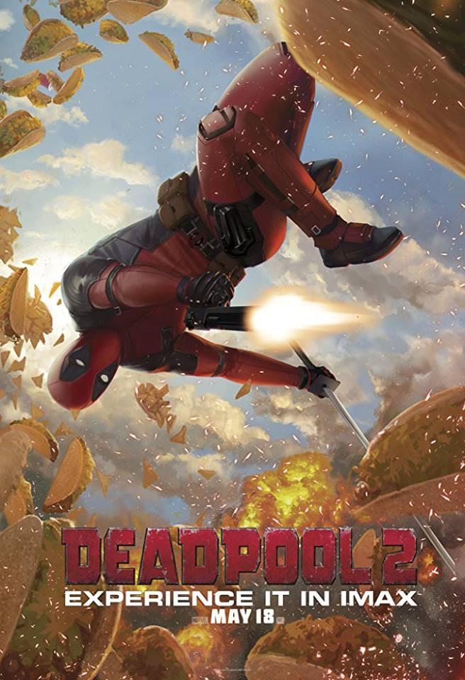 Deadpool 2 - Página 6 32089610