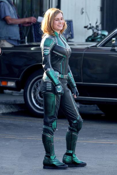 Captain Marvel - Capitana Marvel Capita10
