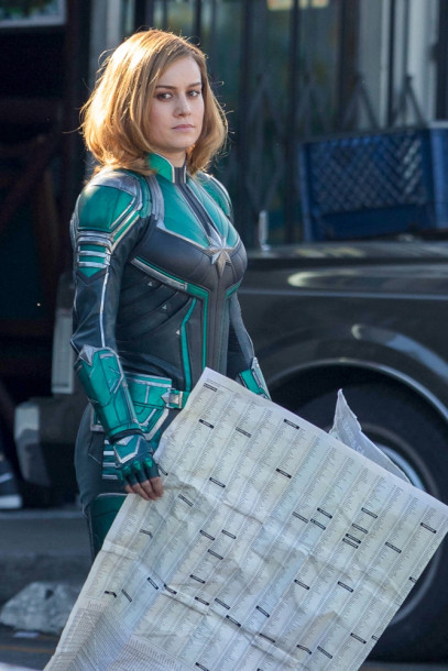Captain Marvel - Capitana Marvel Capita11