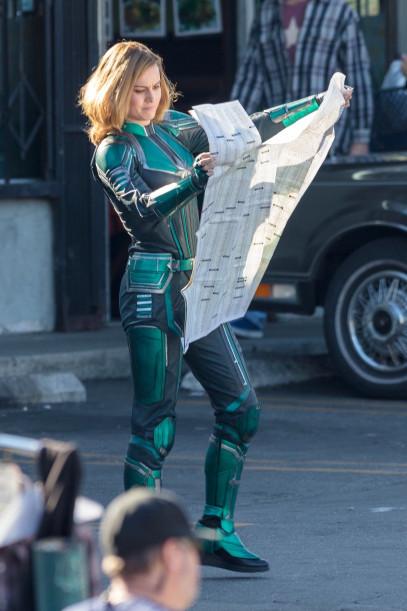 Captain Marvel - Capitana Marvel Capita12