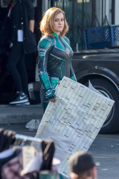 Captain Marvel - Capitana Marvel Capita13