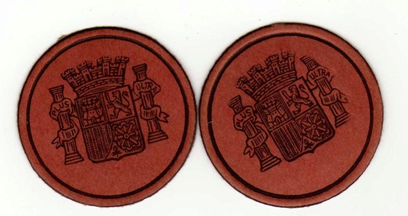 25 céntimos cartón moneda. II República Anvers13