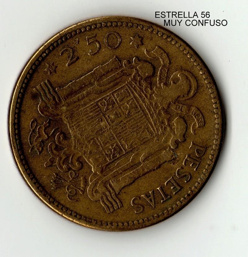 La moneda de 2 y media Pesetas. Estrel14