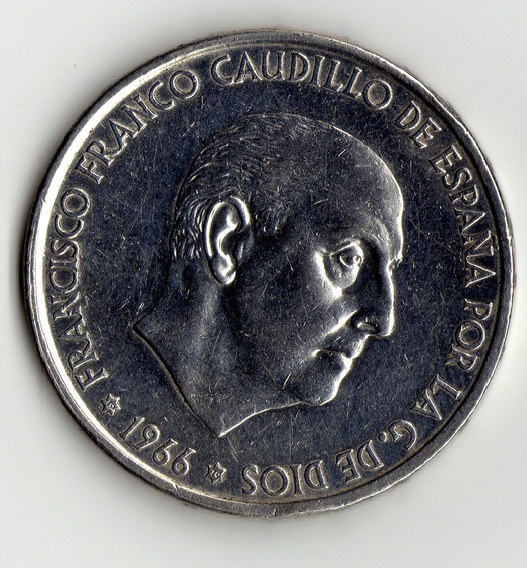 Mis incorporaciones en el monetario Español Franco16