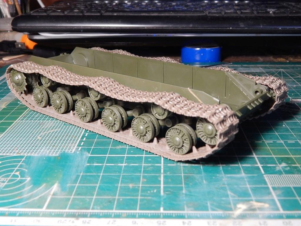 ИСУ-152 ГОТОВО Dscn5917