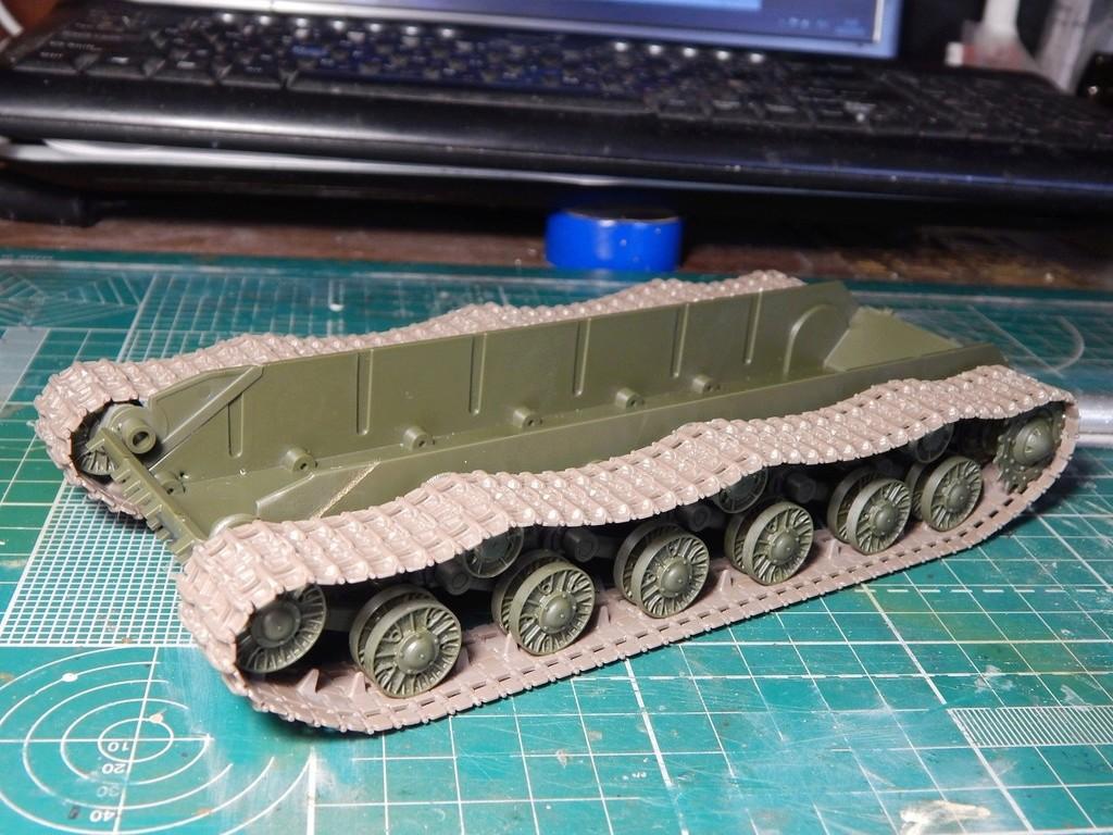 ИСУ-152 ГОТОВО Dscn5918