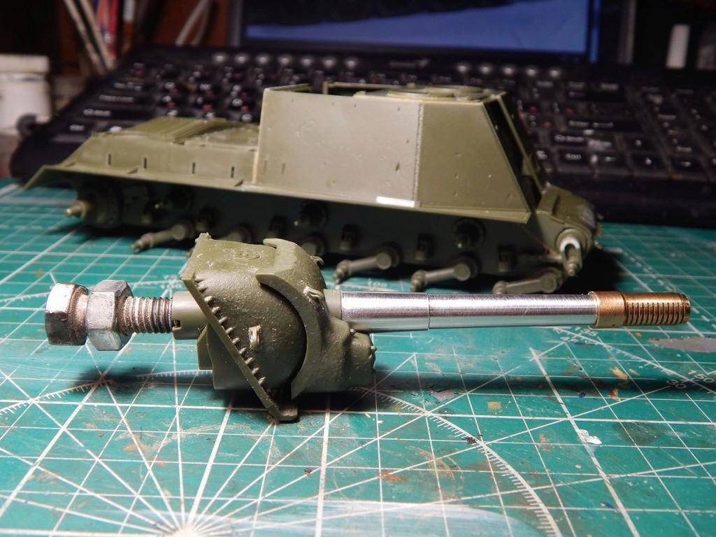ИСУ-152 ГОТОВО Dscn5921