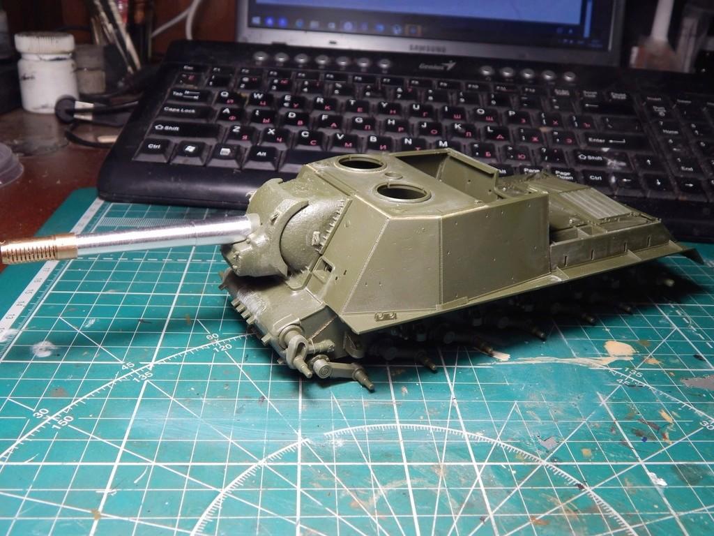 ИСУ-152 ГОТОВО Dscn5922