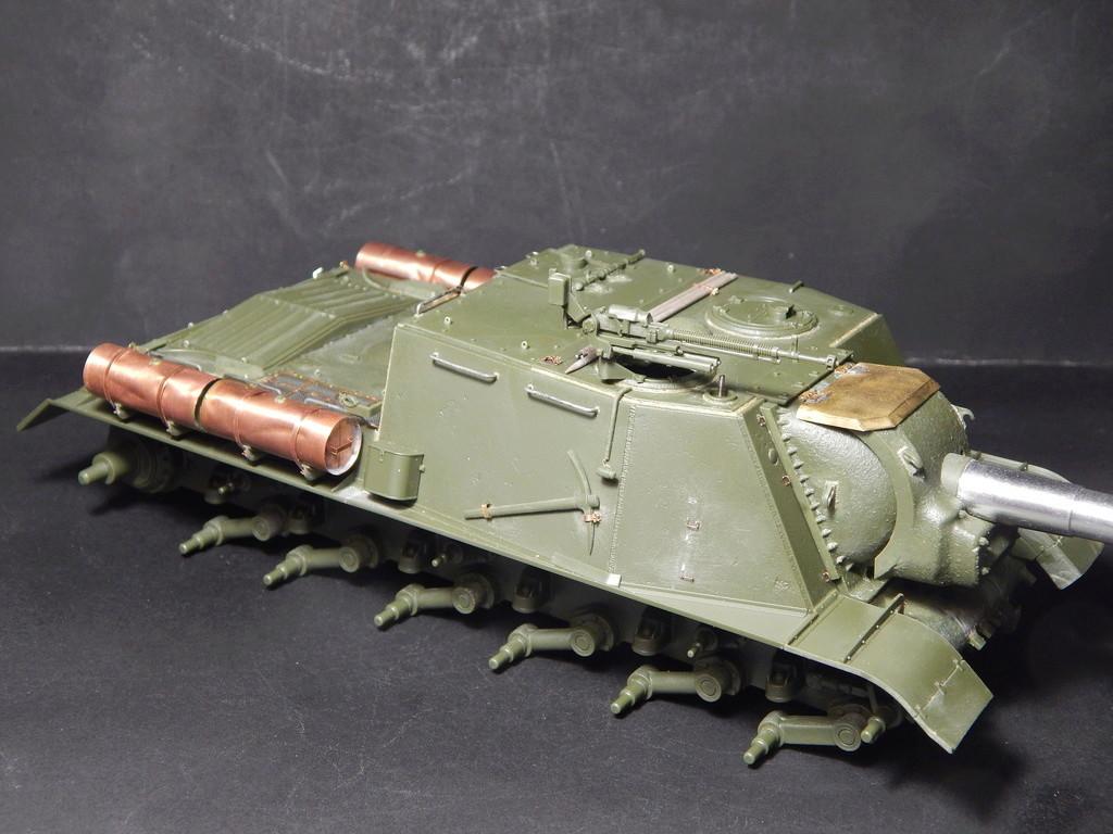 ИСУ-152 ГОТОВО Dscn5934
