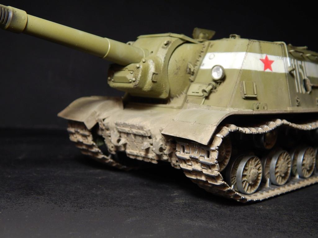 ИСУ-152 ГОТОВО - Страница 2 Dscn5965