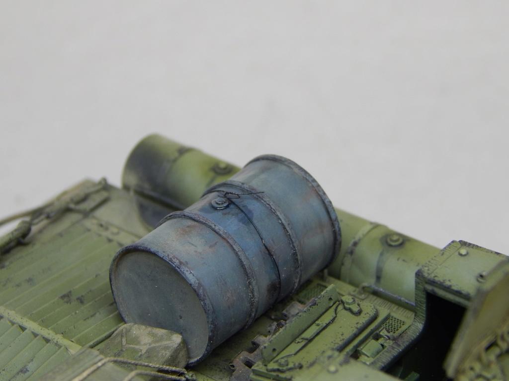 ИСУ-152, Tamiya, 1/35 Dscn6010