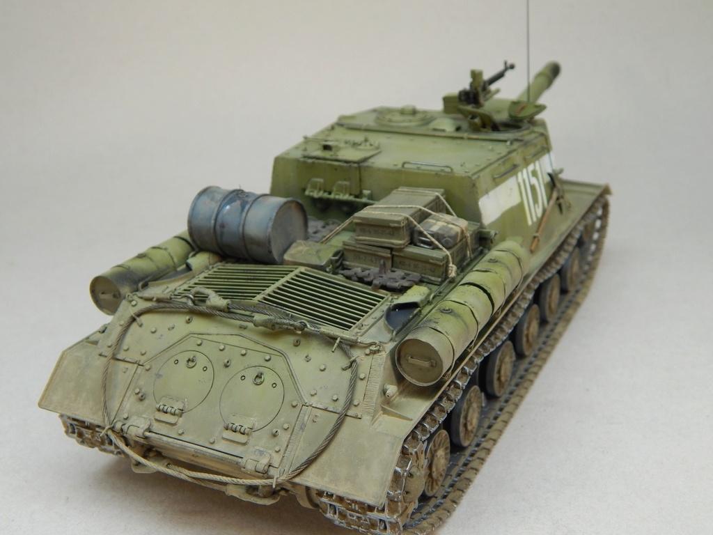 ИСУ-152, Tamiya, 1/35 Dscn6014