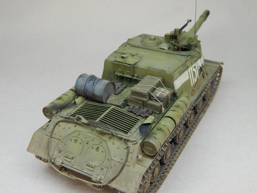 ИСУ-152, Tamiya, 1/35 Dscn6015