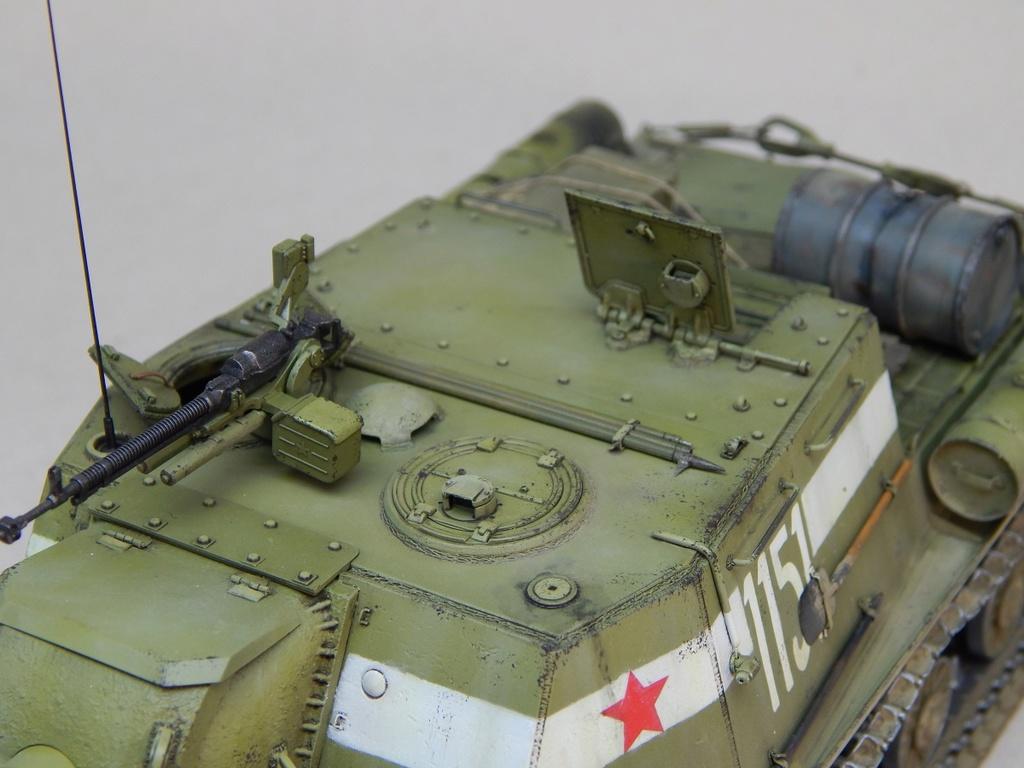 ИСУ-152, Tamiya, 1/35 Dscn6018