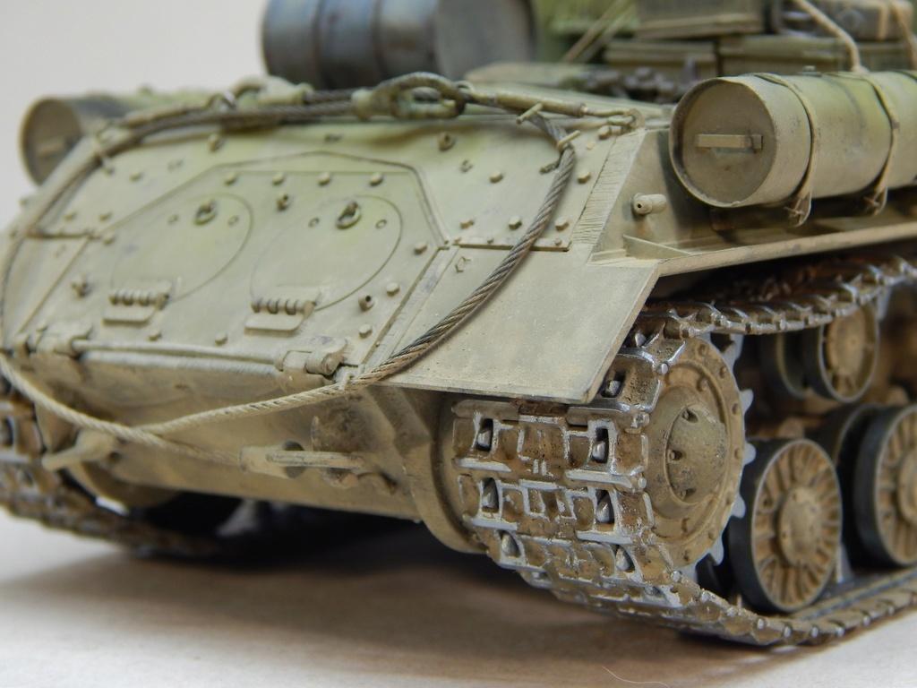 ИСУ-152, Tamiya, 1/35 Dscn6021