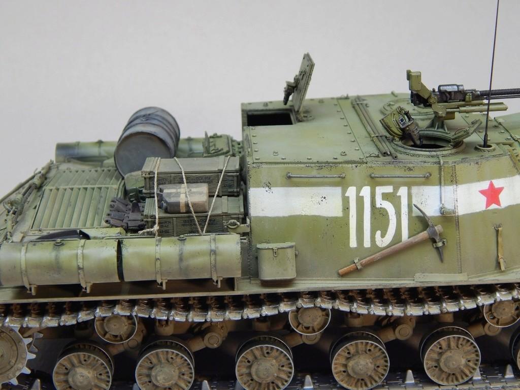 ИСУ-152, Tamiya, 1/35 Dscn6030
