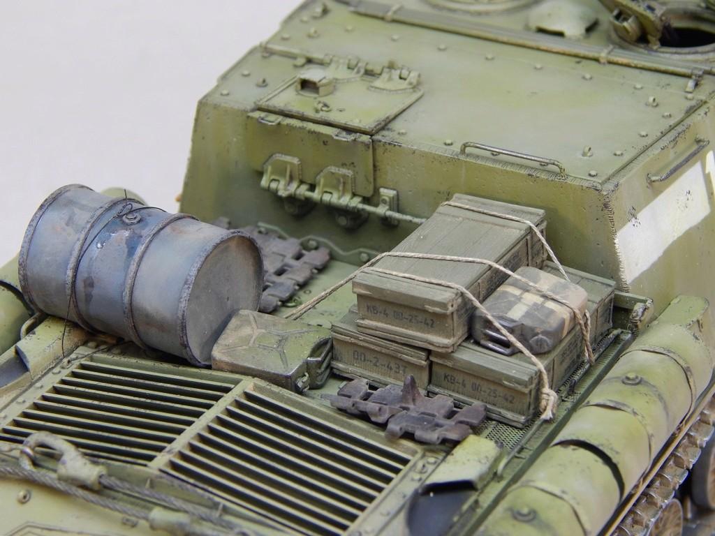 ИСУ-152, Tamiya, 1/35 Dscn6031