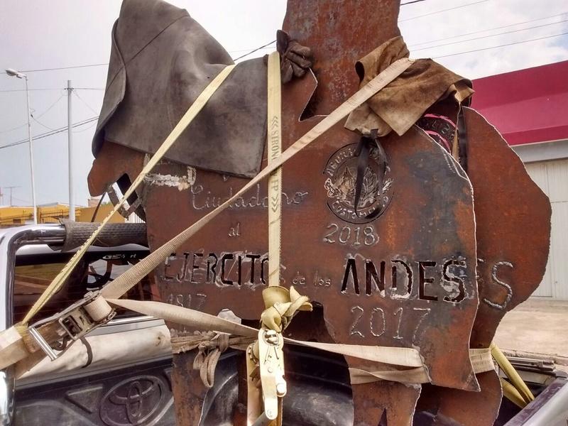 San Juan 2018 Homenaje Gesta de Los Andes - Página 2 510