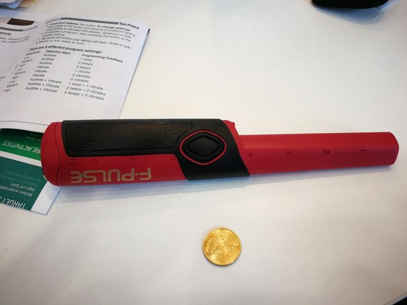 F-Pulse нов пинпойнтер от Fisher Img_2041