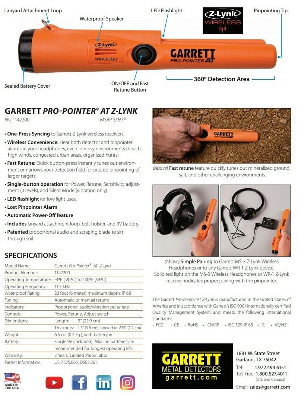 Безжичен пинпойнтер на Garrett  Img_2044