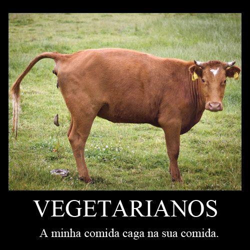 Vegetarianismo e Veganismo, uma modinha nada a ver?! C726fc10
