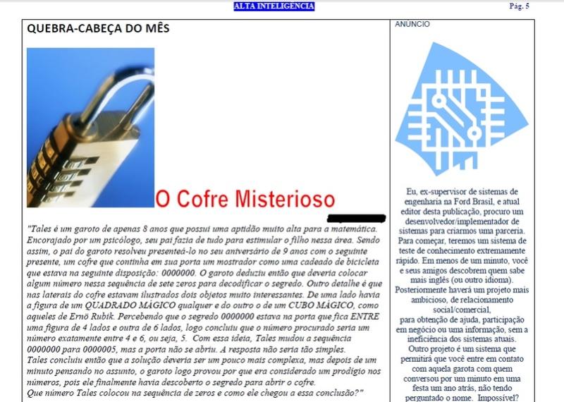 Show de BURRICES do Clube Cético - Página 19 Mensa_11