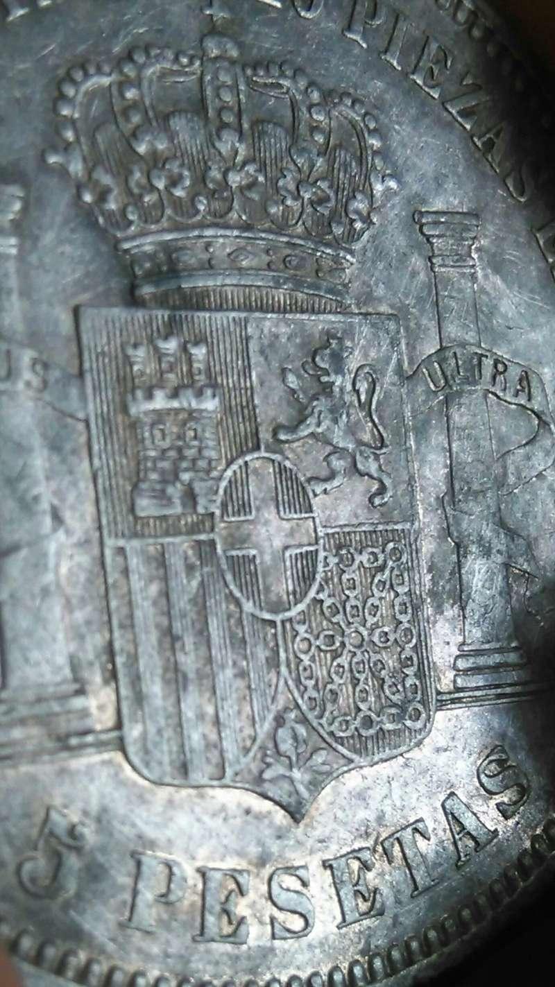 5 pesetas 1871. Amadeo I Img_2035