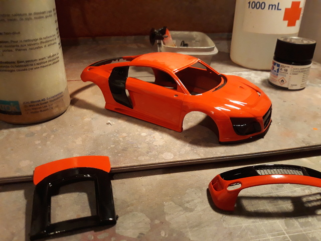 Audi R8 ( Revell) + Kits PPI RAZOR GTR ( C1 Model) - Página 2 20180311