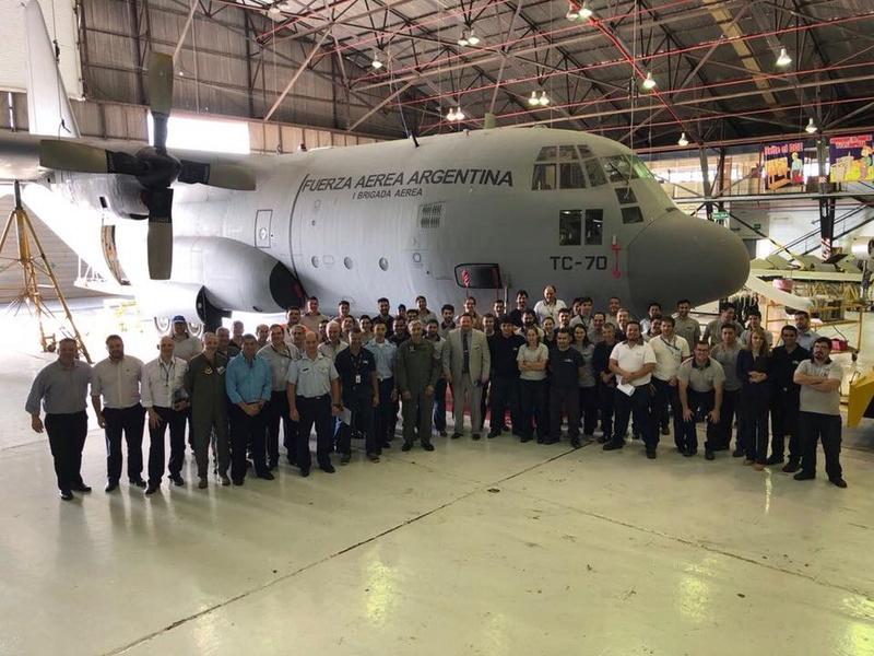 Boletín de noticias de los C-130 Hércules - Página 2 30740810