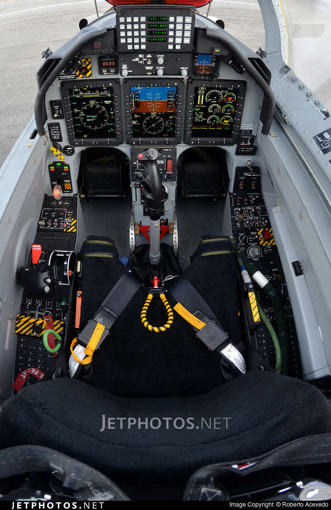 Beechcraft T-6C+ Texan II en la Fuerza Aérea Argentina 45885_10
