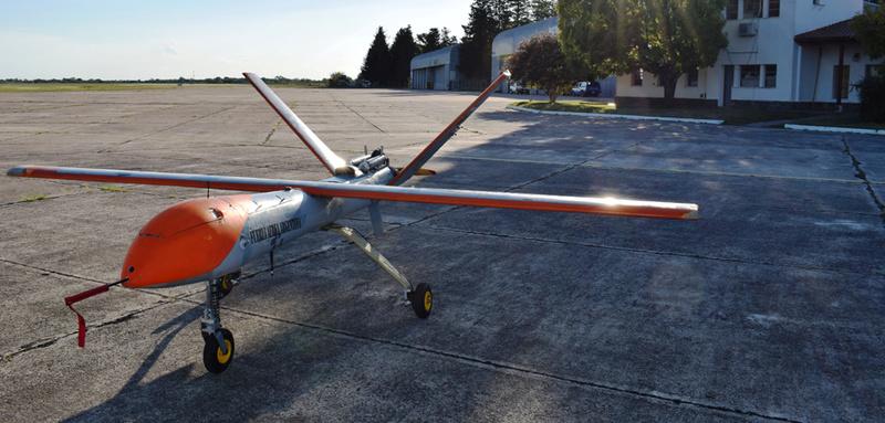Vigia 2a, el nuevo MALE de la FAA  - Página 3 Clase110