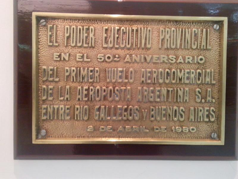 Fotos Aeropuerto Rio Gallegos - RGL Img_2024