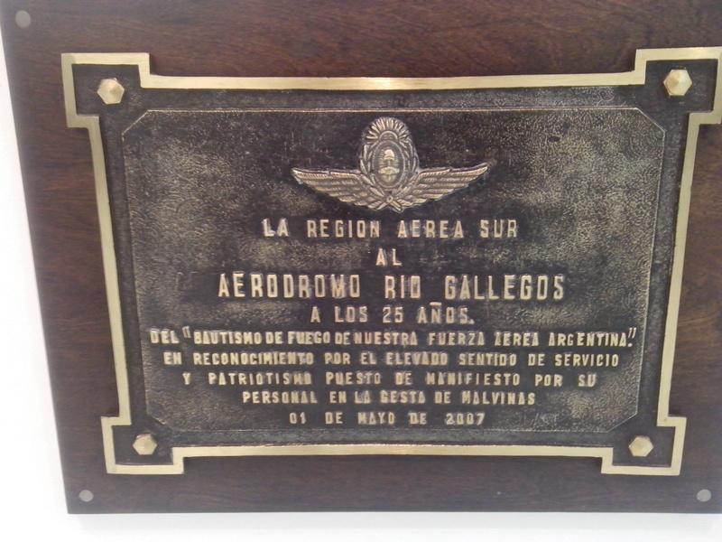 Fotos Aeropuerto Rio Gallegos - RGL Img_2027