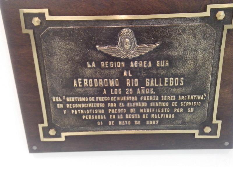 Fotos Aeropuerto Rio Gallegos - RGL Img_2028