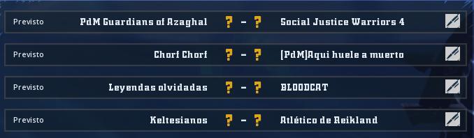 WC2018 - Grupo 3 / Jornada 7 - hasta el domingo 27 de mayo Jorna137