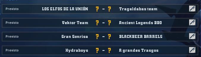 WC2018 - Grupo 6 / Jornada 1 - hasta el domingo 15 de abril Jornad98