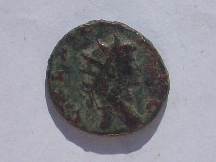 Antoniniano de Galieno. AETERNITAS AVG. Roma 102_4106