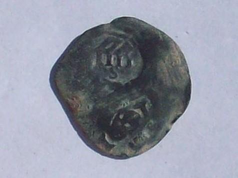 2 Maravedis resellados a a IIII, uno sería de 1603 y el otro de 1654/5 102_4118