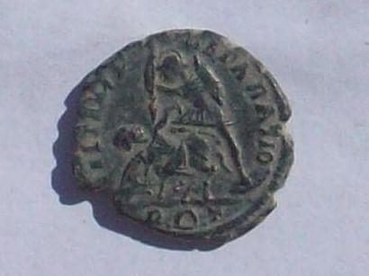 """AE3 de Constancio II. """"matao"""" FEL TEMP REPARATIO. Roma 102_4125"""