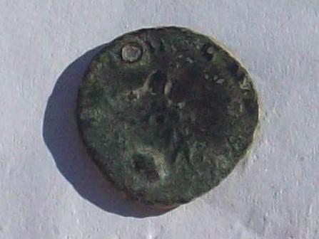 Antoniniano de imitación/falsificación de Claudio II. 102_4211
