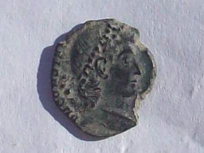AE4 de Constante o Constancio II. GLORIA EXERCITVS 102_4212