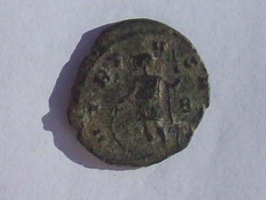 Antoniniano de Quintilo. VIRTVS AVG. Roma 102_4241