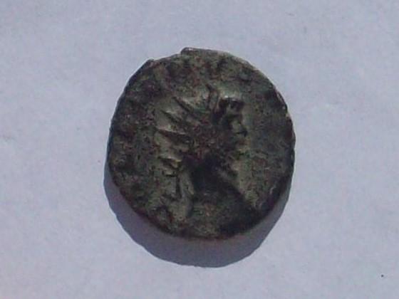 Antoniniano de Galieno. LAETITIA AVG. Roma 102_4274