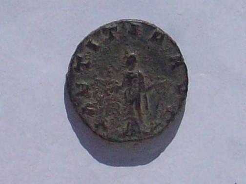 Antoniniano de Galieno. LAETITIA AVG. Roma 102_4275