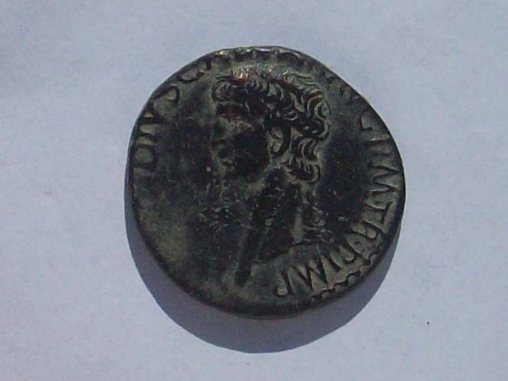 As de Claudio I. Minerva / S C 102_4278