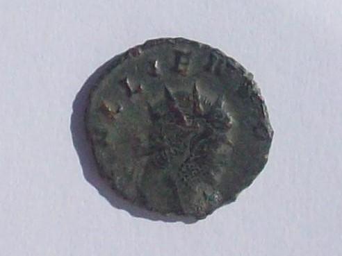 Antoniniano de Galieno. AETERNITAS AVG. Roma 102_4367