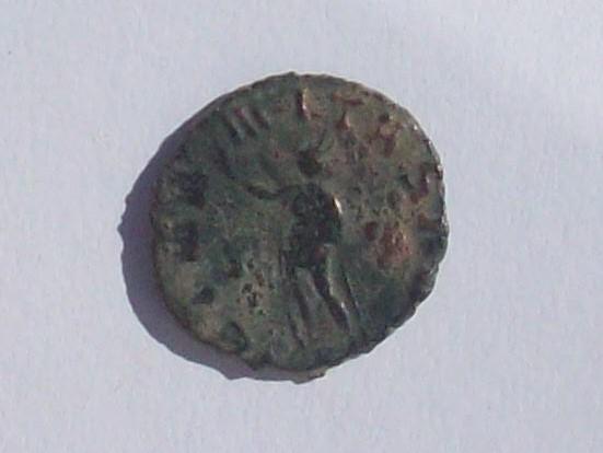 Antoniniano de Galieno. AETERNITAS AVG. Sol con globo a izq. Roma 102_4370