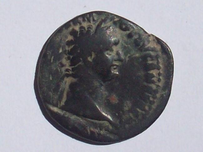 As de Domiciano. FORTVNAE AVGVSTI - S C. Fortuna estante a izq. Roma. 102_4416