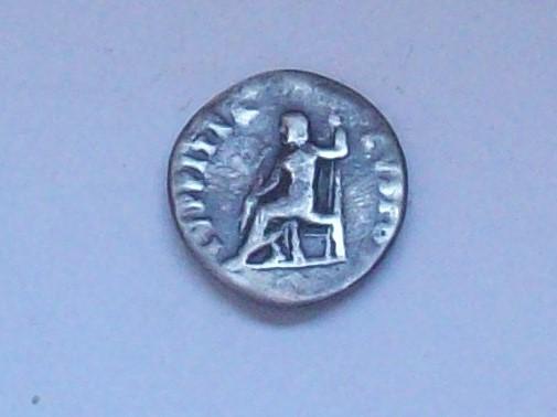 Denario de Nerón. IVPPITER CVSTOS. Roma 102_4442